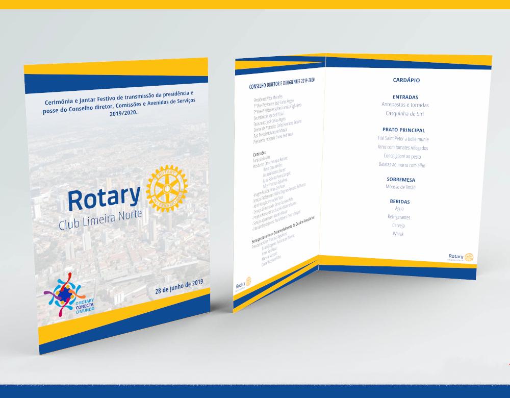 Encarte Rotary Club